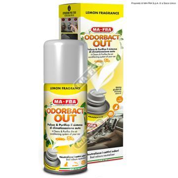 Spray do dezynfekujący do klimatyzacji z zapachu cytrynowym-540