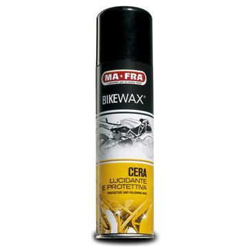 BIKEWAX 250 ml - Czyszczący wosk ochronny i nabłyszczający w spray'u-131