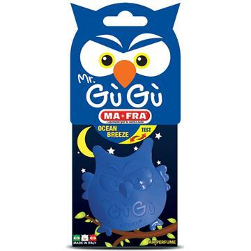 MR GUGU BLUE - Odświeżacz samochodowy o zapachu owocowym (sowa)-221