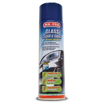 GLASS CLEAN & SHINE SPRAY 500 ml - Pianka do mycia szyb-155