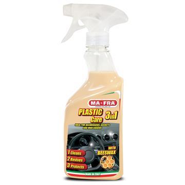 TRATTAMENTO PLASTICHE DUAL 500 ml - Praparat do mycia i pielegnacji plastików 3w1-487