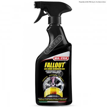 FALL OUT CLEANER DUAL 500...