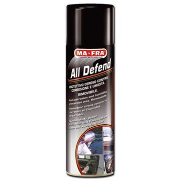 ALL DEFEND 500 ml - Preparat do zabezpieczania powierzchni metalowych przed korozją-110